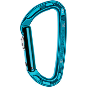 Edelrid Pure Slider Mosquetón, icemint